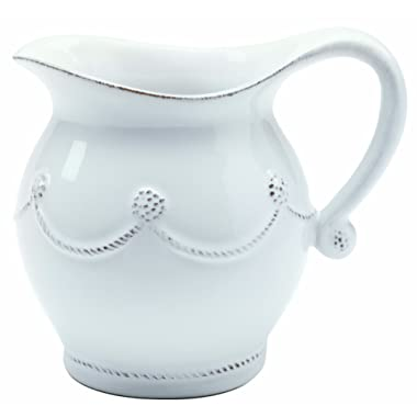 Juliska  Berry & Thread  Creamer, Whitewash