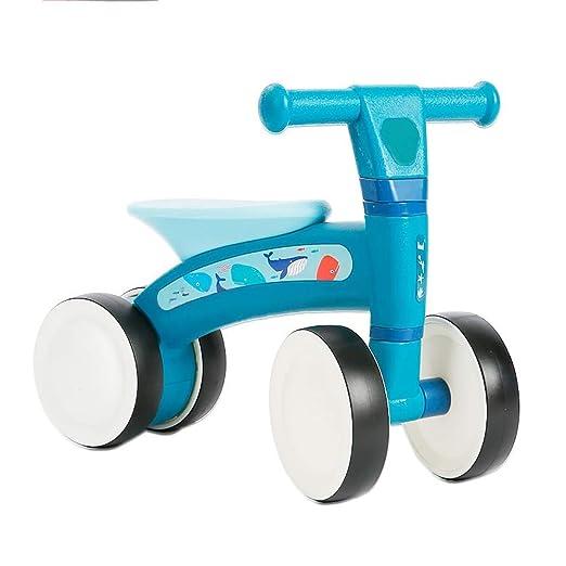 GSAGJyec Bicicleta de Equilibrio for bebés for niños y niñas ...