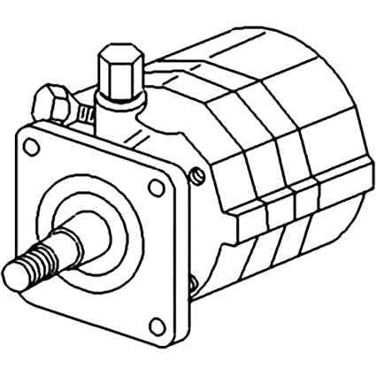 Amazon Com Power Steering Pump