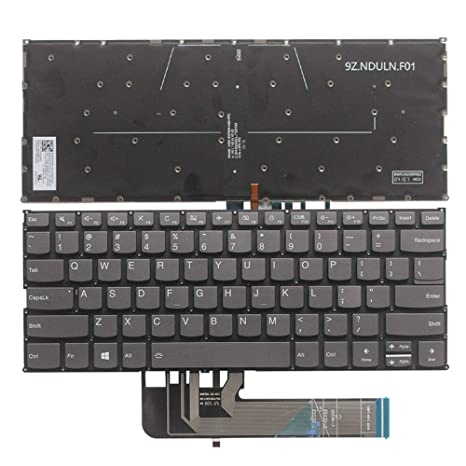 Amazon.com: New Laptop Replacement Keyboard Fit Lenovo Yoga ...