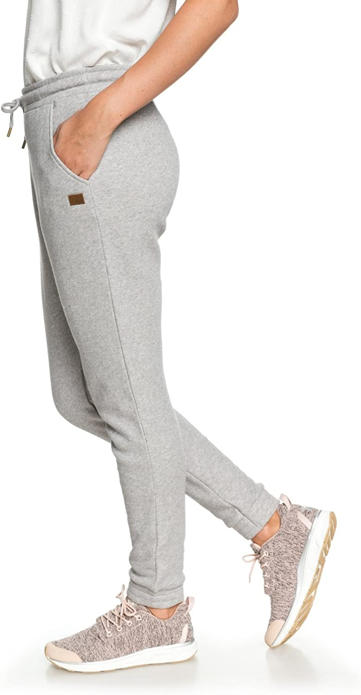 Roxy - Pantalón de chándal - Mujer - M - Gris: Amazon.es: Ropa y ...