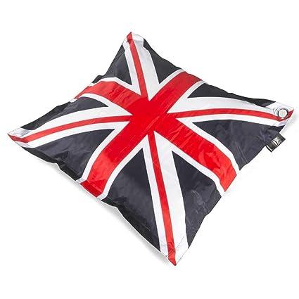 Cojín gigante bandera Inglés Confort exterior y interior ...