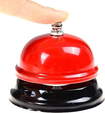 Bague pour appel de Service Bell bureau cuisine HOTEL Comptoir Réception Restaurant Bar un