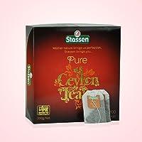 斯里兰卡原装进口 司迪生系列袋泡茶 原味精选红茶 100袋装 200克
