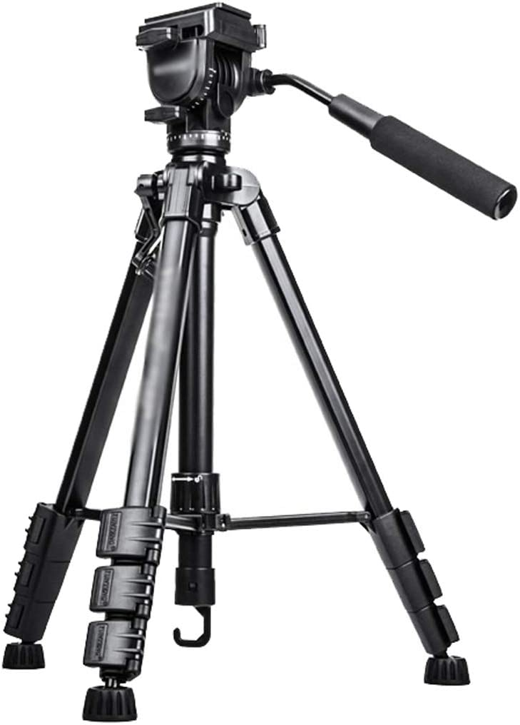 Color : A ABS Resin Camera Bracket Tripod Travel Folding Tripod for Travel Out Photography with Carrying Bag Multi-Style Optional CJGXJZJ Portable Camera Bracket Light Aluminum Alloy