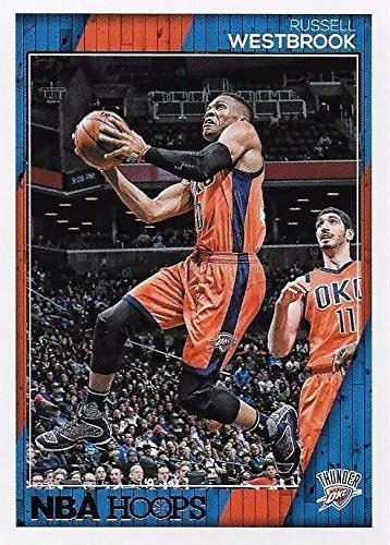 Panini NBA Hoops Basketball Card product image