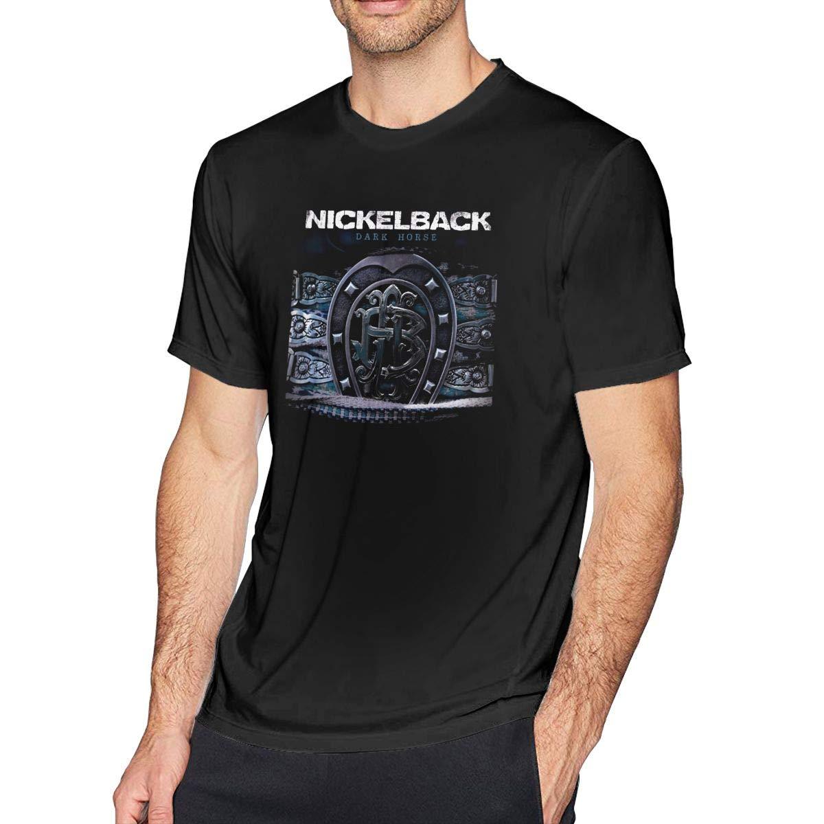 Nickelback Dark Horse Cool Short Sleeve Shirts