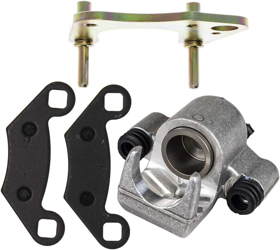 NICHE Front Left Brake Caliper Bracket For 1990-2000 Polaris Big Boss Magnum Ranger Sportsman Trail Boss Xpedition