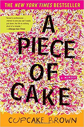 Image result for a piece of cake by cupcake brown