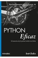 Python Eficaz (Em Portuguese do Brasil) Paperback