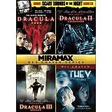 Miramax Wes Craven Series with Bonus CD