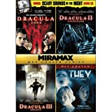 Miramax Wes Craven Series with Bonus CD
