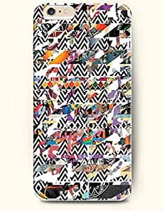 SevenArc Apple iPhone 6 Case 4.7' - Aztec Indian Chevron Zigzag Pattern ( Ethic Geometric Aztec ) wangjiang maoyi