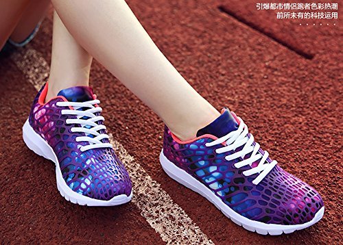 Men Sneaker Walking 66 No Purple Running Town Shoes wxqTO7pH