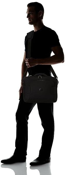 DELSEY Cartable Tuileries Business 8 L (noir) 002247120  Amazon.fr  Bagages 00e524e483a