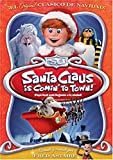 Santa Claus Is Coming to Town (Spanish Edition)