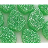 Green Spearmint Leaves Candy 5LB Bag (Bulk)