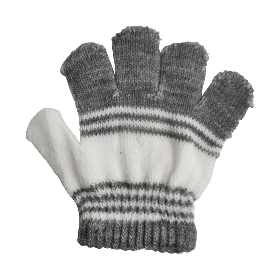 84831acd0b05 Amazon.com  Striped Infant Gloves for Baby Toddler Winter Glove