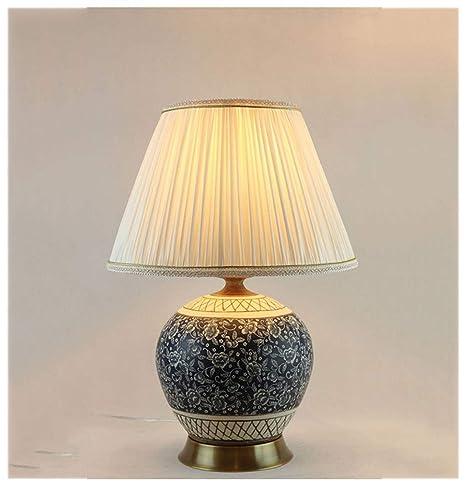WEIBIN_LIU Lámparas de escritorio Lámpara de mesa, estudio de ...