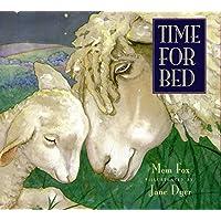 [英文原版] 幼儿ABC Time for Bed padded board book