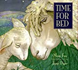 img - for Time for Bed padded board book book / textbook / text book