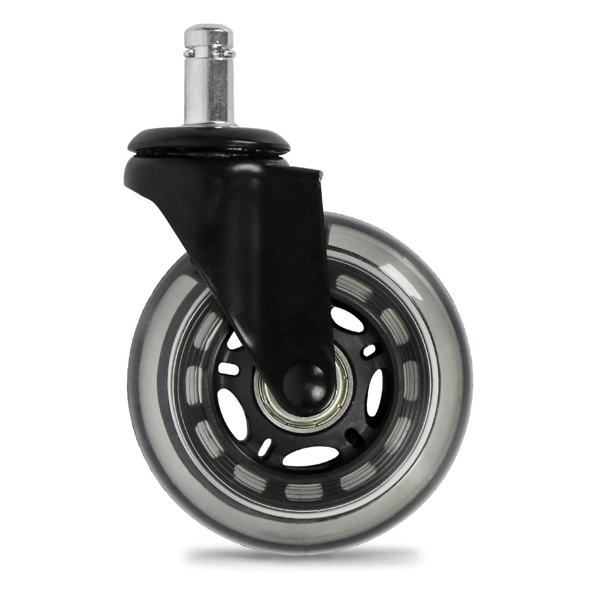 Cusfull premium office chair caster wheels replacement for 3 furniture casters