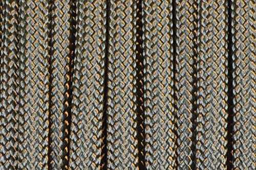 Bored Paracord Brand Paracord / Parachute Cord 7-Strand, 550 Lb. Break Strength Guaranteed U.S. Made, Type III - Olive Drab Green (50 feet) (550 Lb Olive Drab)