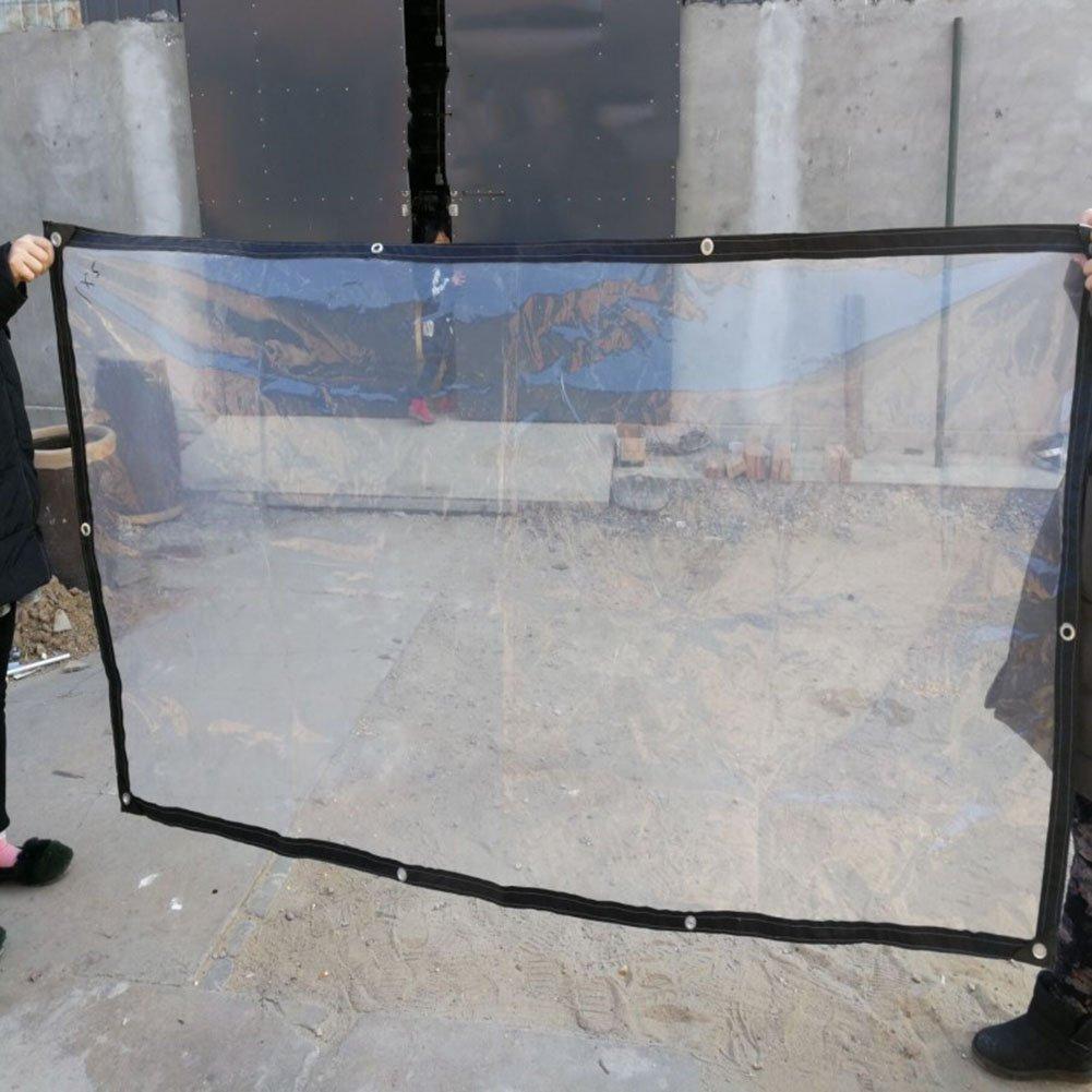 Camping Outdoor Zelte Wasserdichte Plane, Transparenter Dicker Randplastikfilm-Blaumenanlagewind Und Regendichter Regendichter Regendichter Isolierstoff  (größe   8x10m) B07K1D943W Zelte Elegante und stabile Verpackung 55f75e