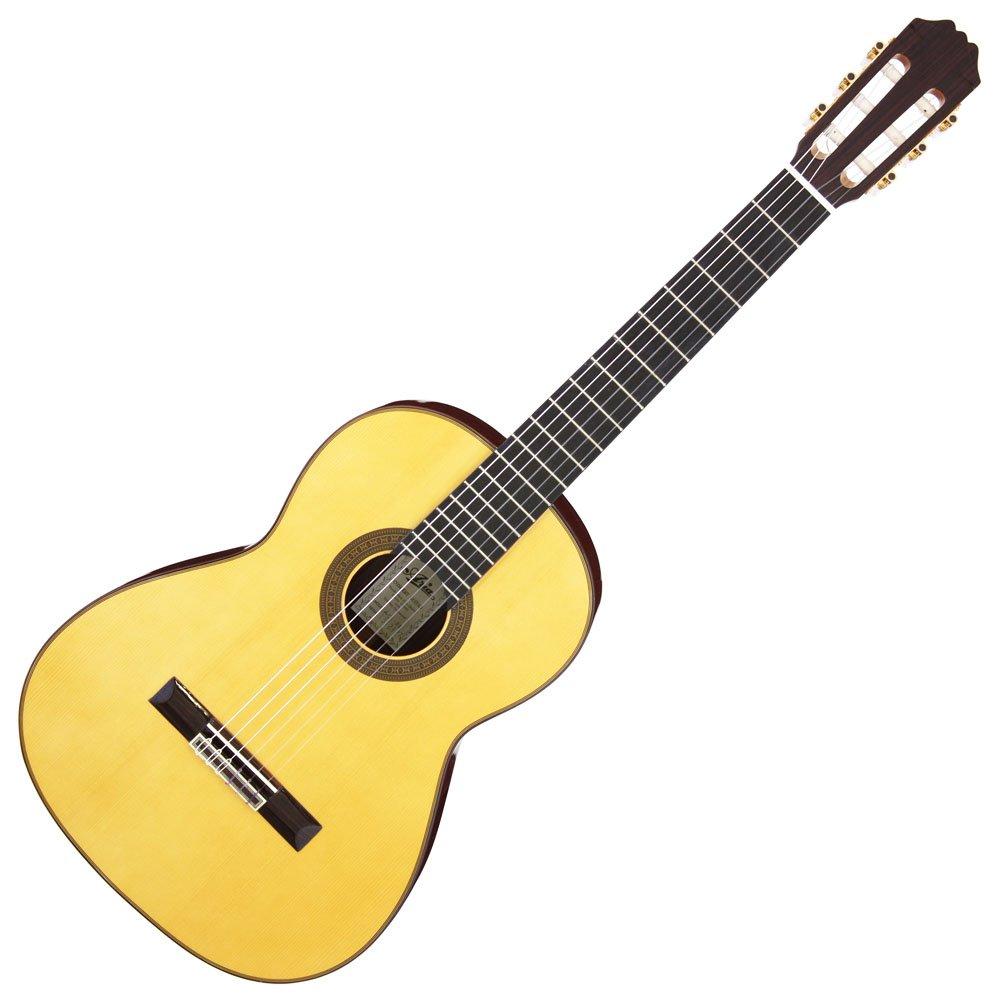 ARIA アリア クラシックギタース プルーストップ  ソフトケース付 ACE-8S Spr   B00KF50LSQ