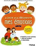 Amazon.fr - Le grand livre du jeu des émotions: Coffret comprenant : le grand livre du jeu des