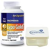 Amazon.com: Enzymedica - Lypo Gold, enzimas para una ...