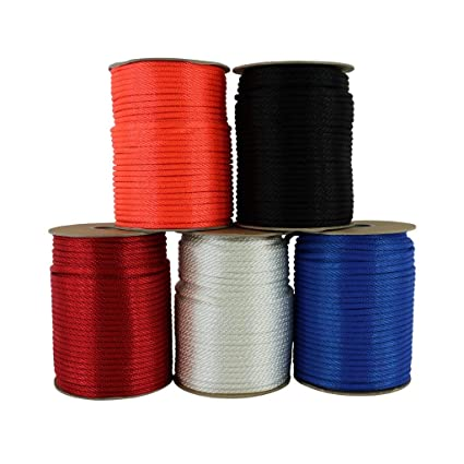 All Colours Climbing & Caving Ropes, Cords & Slings Honest 100m Rolls Of Luggage Elastic Bungee Rope Shock Cord Tie Down