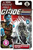 G.I. Joe 30th Anniversary 3 3/4 Inch Action Figure Zombie Viper Cobra Trooper