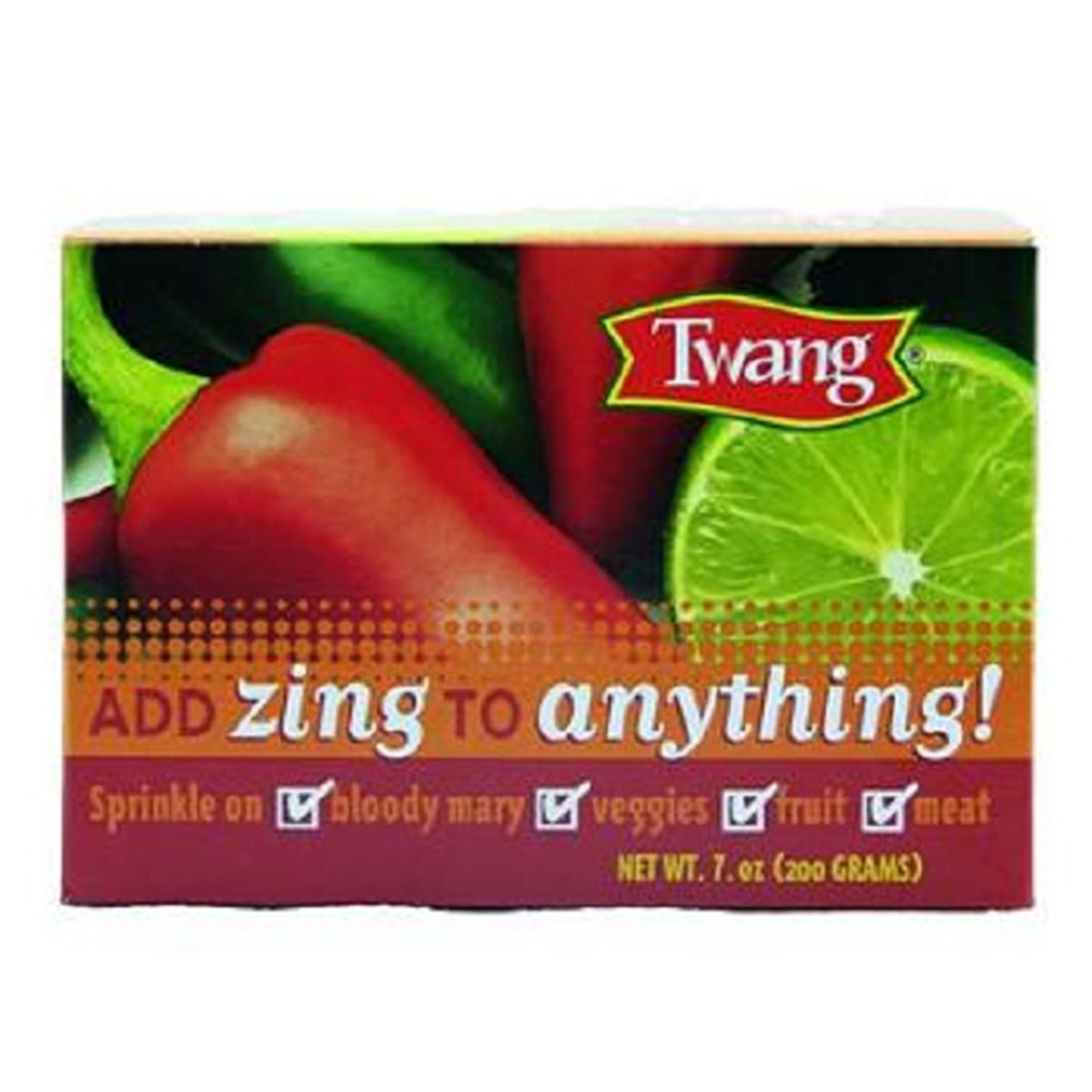 Product Of Twang Twangerz, Chili Lime Salt - Packets, Count 200 - Beer Salt / Grab Varieties & Flavors by Product Of Twang Twangerz