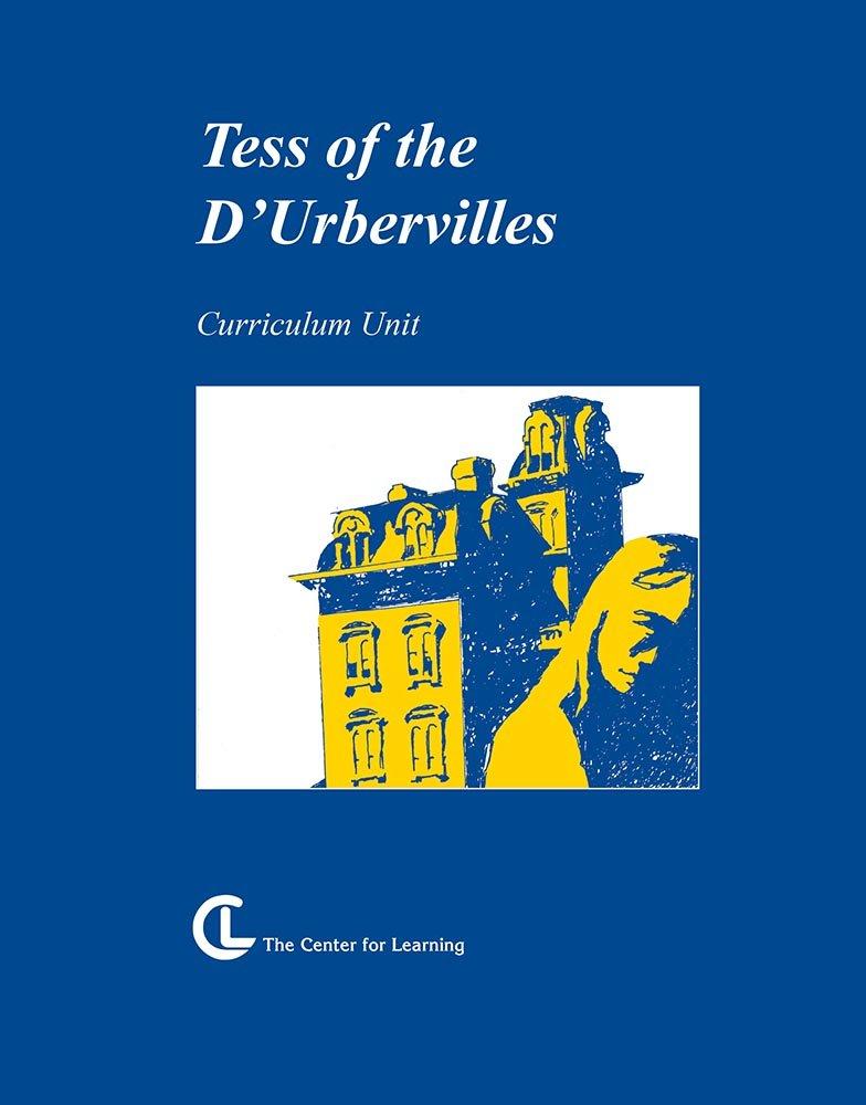 Download Tess of the D'urbervilles: Curriculum Unit pdf