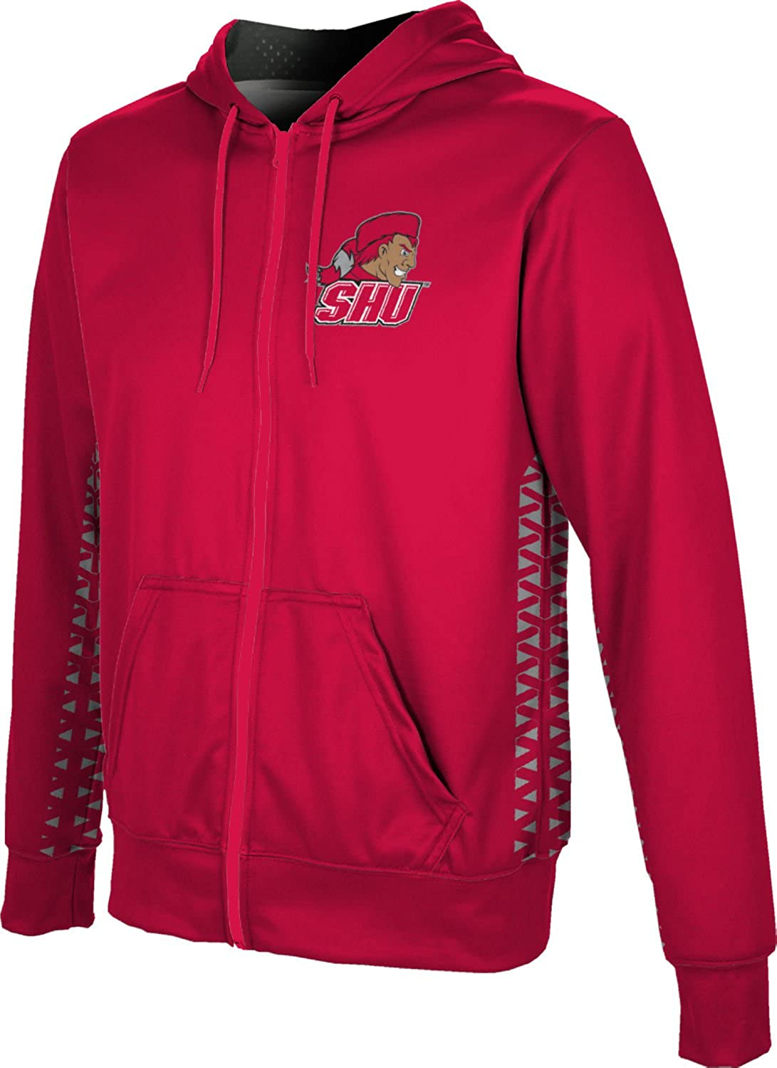 Geo ProSphere Sacred Heart University Boys Full Zip Hoodie