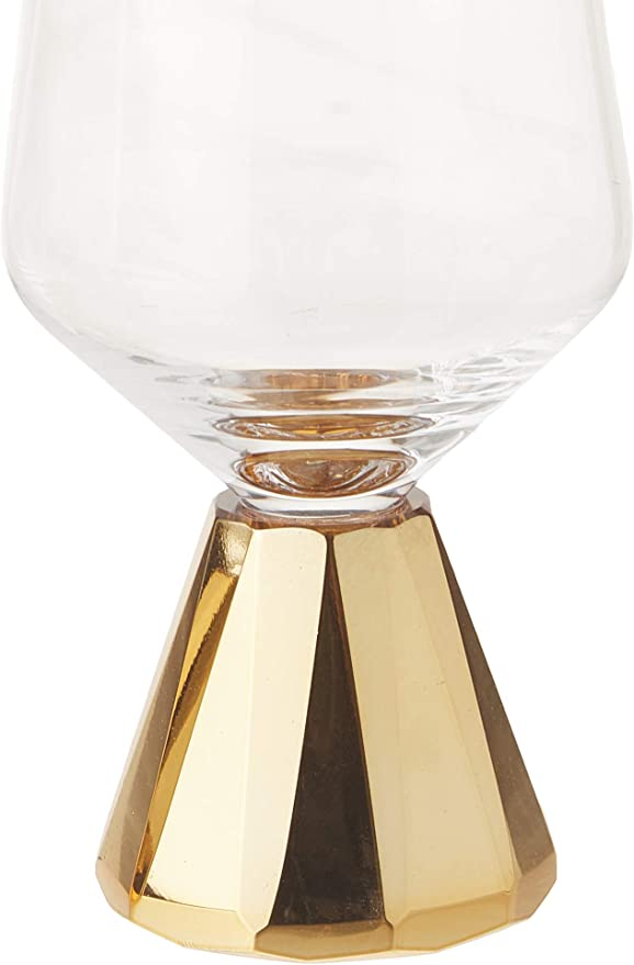 Viski 5400 Raye Spire Crystal Champagne Flutes Set Of 2 By Viski Clear Amazon Ca Home Kitchen