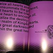 Shiro Amano: The Artwork of Kingdom Hearts: Shiro Amano