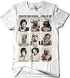 Camisetas La Colmena 017-Star Wars-Galactic High School