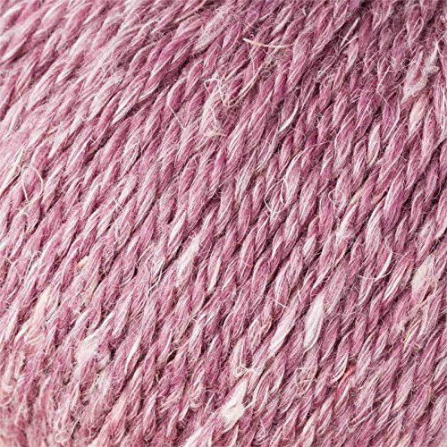 Rowan Hemp Tweed 145 Mauve - Tweed Rowan Soft