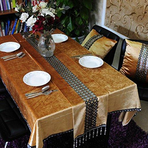 Modern,Simple Table Flag/Ice Down,Check The Coffee Table Flag-B 36x26cm(14x10inch)
