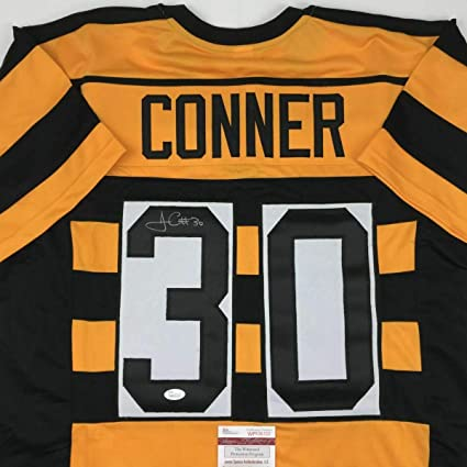 cheap for discount 3719c 9137b James Conner Autographed Jersey - Bumble Bee COA - JSA ...