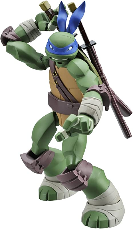 Revoltech Teenage Mutant Ninja Turtles - Leonardo Action Figure