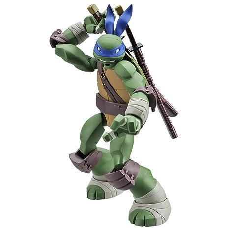 Teenage Mutant Ninja Turtles Revoltech Leonardo Figura De ...