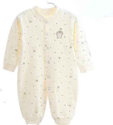 Pijamas de bebé, Chickwin Puros cálidos de algodón otoño e invierno y niños pequeños ropa interior conjunto gruesos pijamas de algodón bebé recién nacido invierno: Amazon.es: Ropa y accesorios