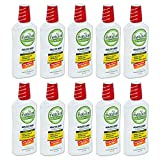 The Natural Dentist Healthy Gums Antigingivitis Rinse-Peppermint Twist-16.9 oz, (10 pack)