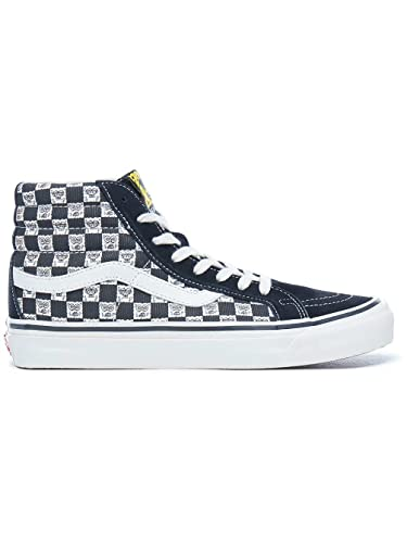 59586e1717debc Vans Mens OG SK8-Hi LX Spongebob Checkerboard Canvas Size 9