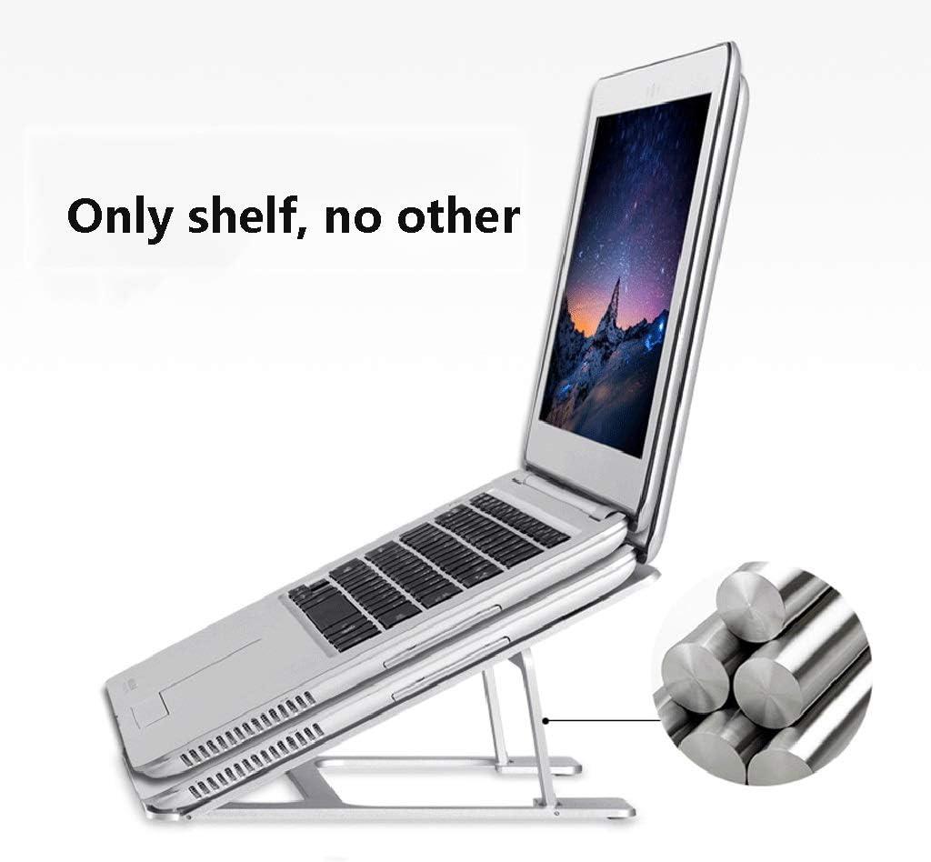Adjustable Laptop Stand Adjustable Height Angle Tilt Notebook Computer,Adjustable Ergonomic Laptop Table Desk Laptop Holder//Notebook Stand
