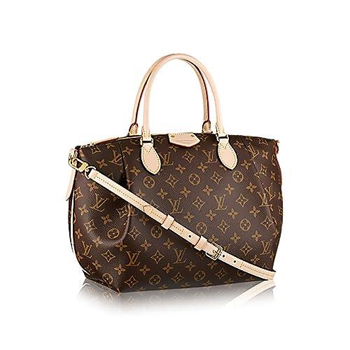 b18d6b15d82 Authentic Louis Vuitton Monogram Canvas Turenne MM Tote Bag Handbag ...