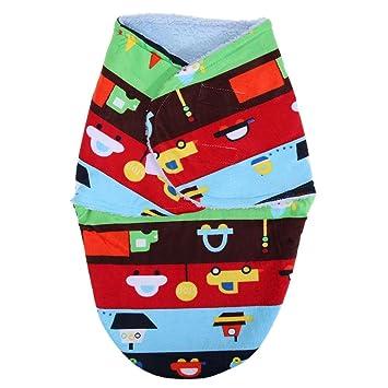 Silverone Saco de Dormir para Bebé Recién Nacidos 0-6 Meses: Amazon.es: Ropa y accesorios